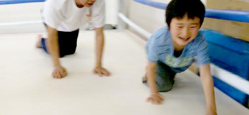 フィジパ道場!キッズクラス(幼児~小学生)