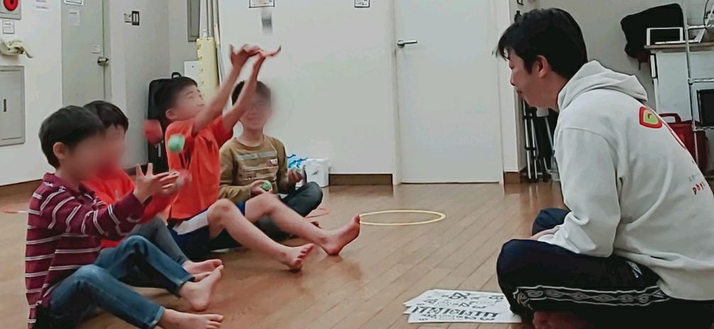 メンタルボディマップクラス/対象:年中~小学生