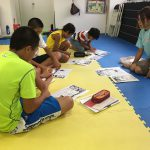 ジュニアアスリートクラスのメンタルウェルネストレーニング(動画)