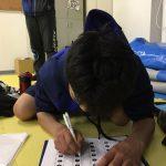 集中力を高めるグリッド・メンタルトレーニング☆ジュニアアスリートクラス(動画あり)