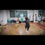 スポーツキッズの脳トレ新メニュー(^.^)