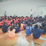 サッカーチームへのビジョントレーニング講習!行ってきました!