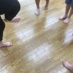 足指の正しい使い方を理解する